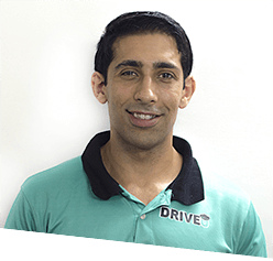 Ashok Co-founder & COO DriveU