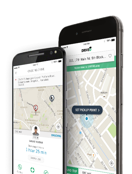 Download DriveU App